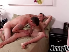 Ryan and Princeton switch sides when it comes to ass fucking