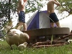 jocky boy scouts get banged and suck