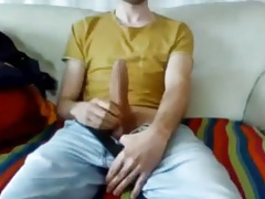 one hot big dick on cam