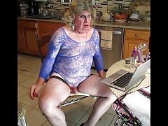 sissy fag dana's on cam humiliation