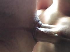 huge cock fucks sloppy hole