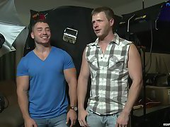 Marc Dylan And Brian Bonds-Interview