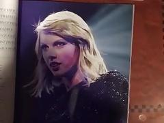 Taylor Swift Cum Tribute 1