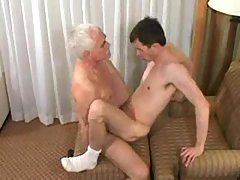 Older Fucker For Aroused Guy