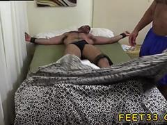 Boy crush feet and gay toes movie Billy  Ricky In Bros  Toes 2