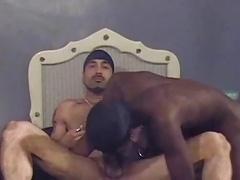 This fella loves some huge black dick
