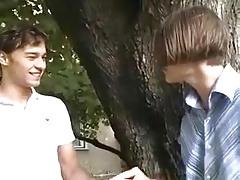 boys after school