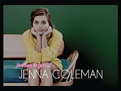 Jerking It For... Jenna Coleman 02