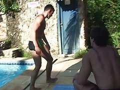 Curious fucking gay story outdoors