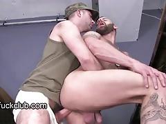 Brandon and Derek