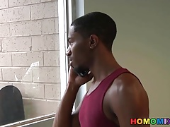 Lucas Shaw Fucks A Black Guy In The Ass