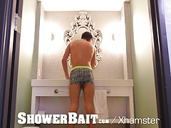 ShowerBait - Brenner Seduces His Horny Roommate
