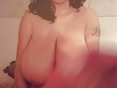 Roxy Red Cum Tribute