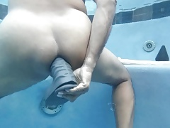Pool Ass Toy Play with British Indian
