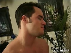 Andy Fucks Hunky Friend Before Sleep