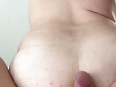 chubby bitch fucked bareback