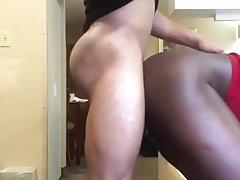 Fucking black slut