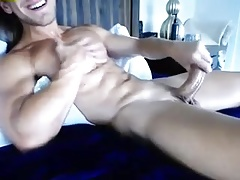 Stud Edging His Monster - ID him please.