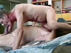 Huge Boner Sucking  . BB Doggy Style.