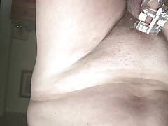 Chastity fitting