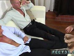 Ricky Worships Johnny & Joey's Feet