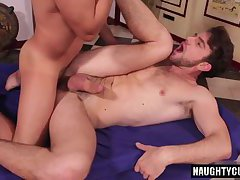 Latin son flip flop and facial