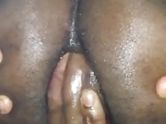 Ass Full of Black Dick