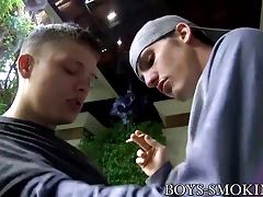 Smoking XXX Movies