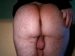 Showing off my butt and hole