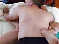 Married Daddy craves my cock and cum.