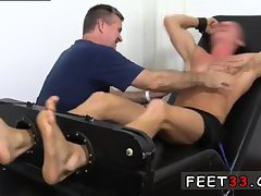 Cristian Tickled In The Tickle Chair