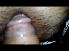 Anal lunch at glory hole Sept. 13, 2016