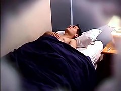 Roommate Caught In Bed