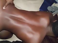 Black Bubble ass
