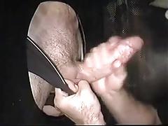 Cocksuckers at gloryhole 23