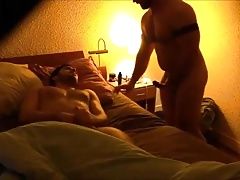 Daddy fuck his BF