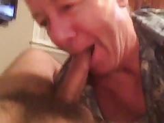 Neal Sucks This Big Black Cock off 2 Times!