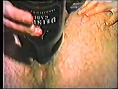 Harry bottle in ass