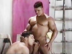 brasil bodybuilders big ass fucked by hunk