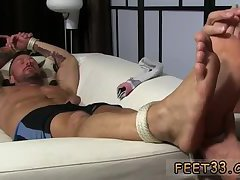 Dolf's Foot Sex Captive