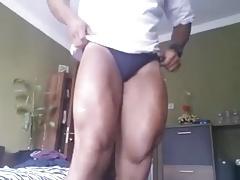 Bulgarian bodybuilder bulge bulto