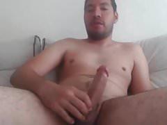 Brazilian Daddy Quick Cum