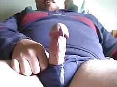 Slow Thick Cumshot