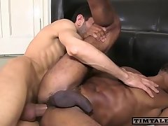 Alexey And Gerald Fabiani Sodomize Deeply