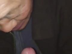 Daddy Asia blowjob