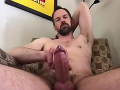 Long edge session with hot dilf