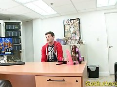 Gay Casting In Office