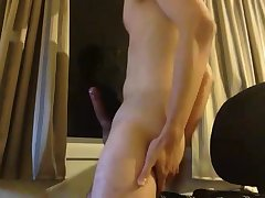 Horny as fuck Asian lad