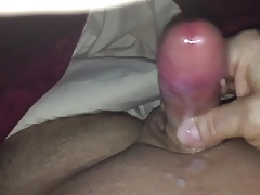 Eating My own Cum !