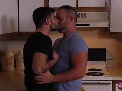 Luke Adams and Vadim Black unexpectedly hooked up